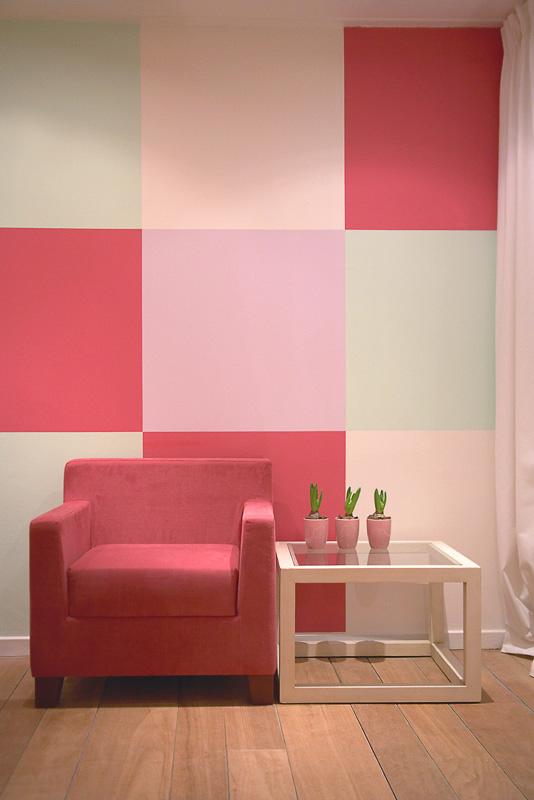 wandfarbe von flamant auf. Black Bedroom Furniture Sets. Home Design Ideas