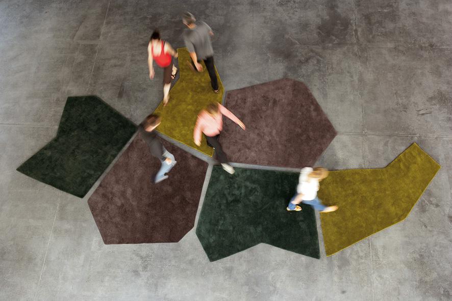 PuzzleTeppich von Nanimarquina auf DECOde