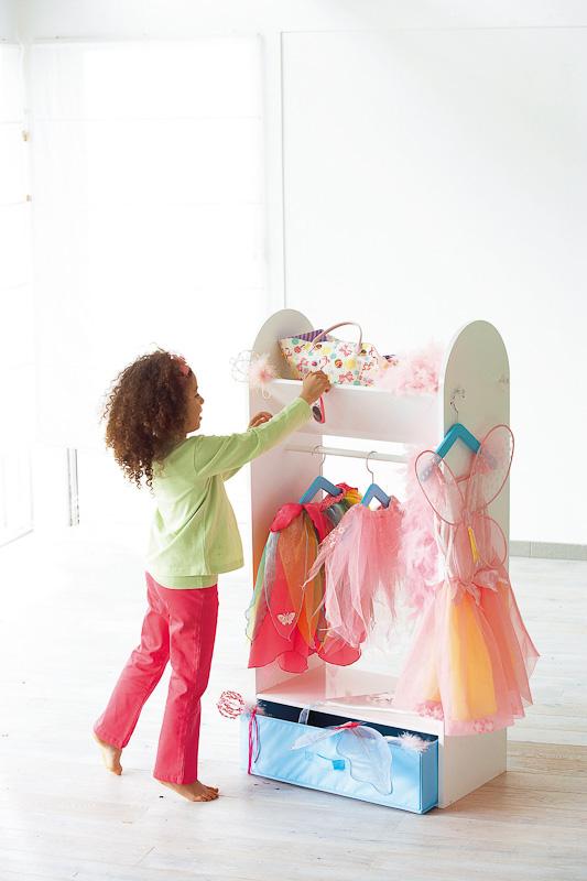 Möbel industrial look möbel : Kinder-Garderobe von Imaginarium auf DECO.de