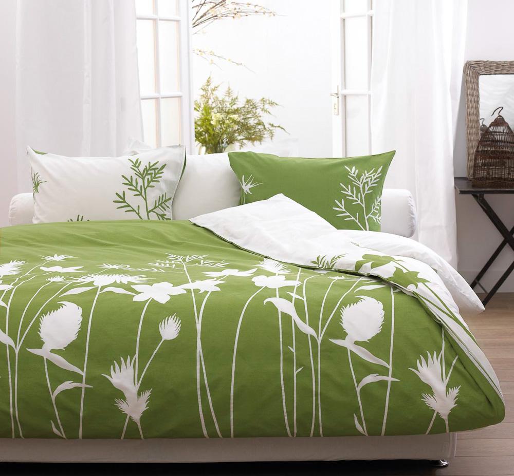 Wandgestaltung schlafzimmer beispiele : Bettwaesche von bedding house