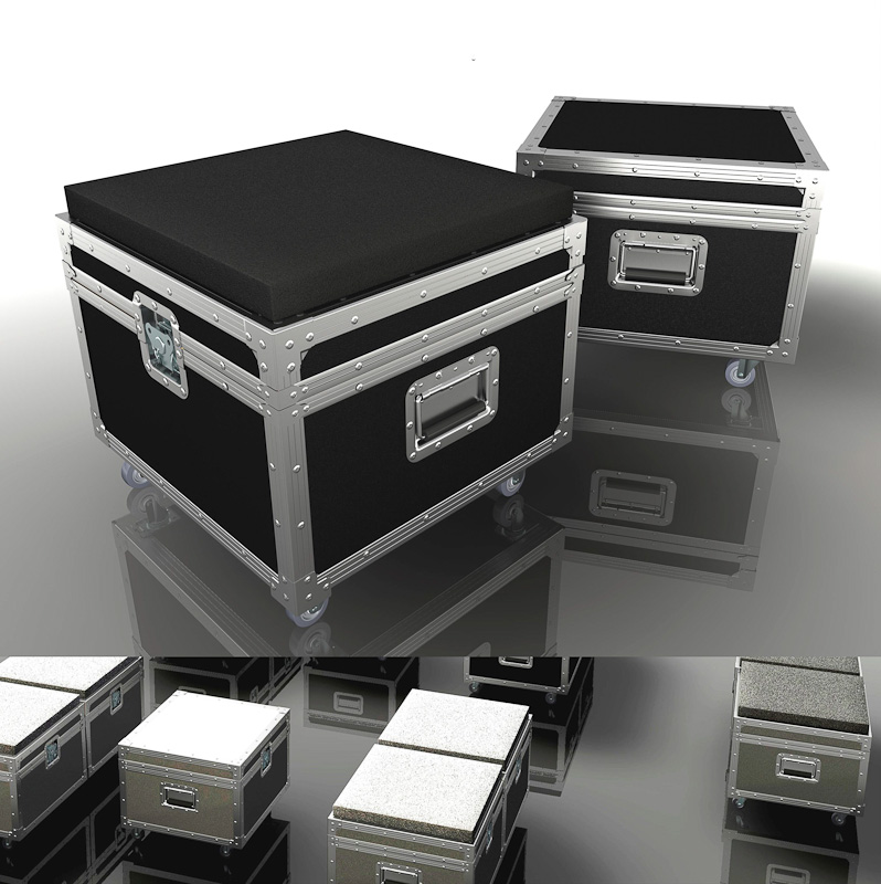 design flightcase von stylehiker auf. Black Bedroom Furniture Sets. Home Design Ideas