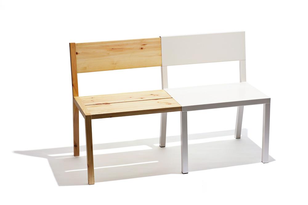 au ergew hnliche bank von danish crafts auf. Black Bedroom Furniture Sets. Home Design Ideas