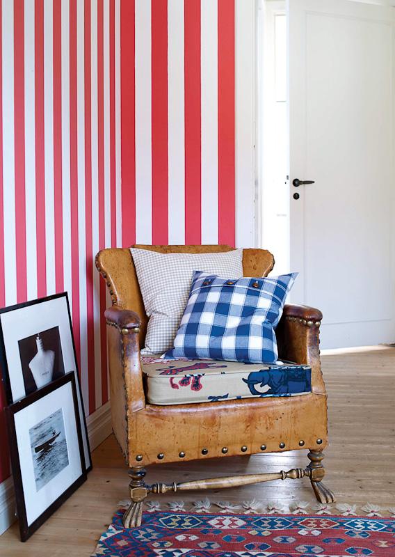 maritime tapete von sandberg auf. Black Bedroom Furniture Sets. Home Design Ideas