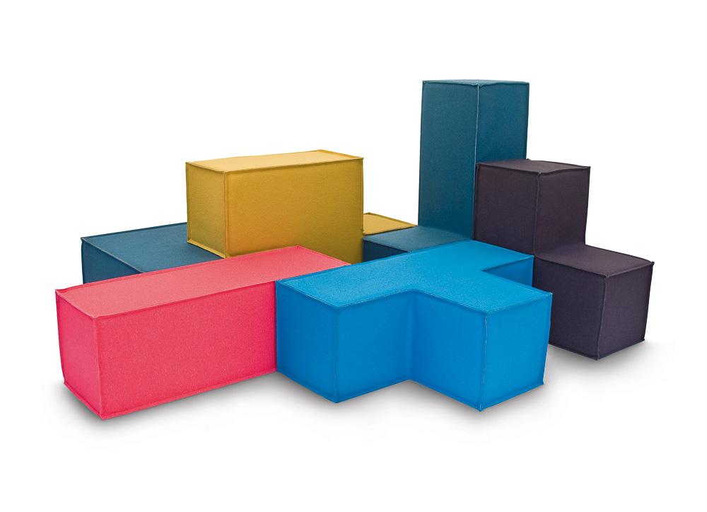 sitzlandschaft sabine von david oelschlaegel auf. Black Bedroom Furniture Sets. Home Design Ideas