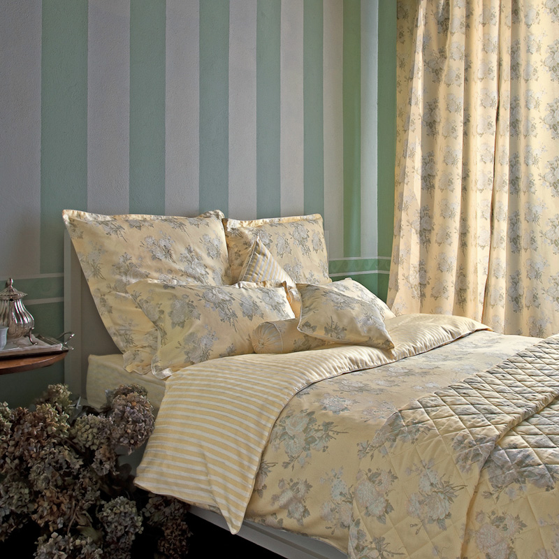 bettw sche charlisle buttermilk von laura ashley auf. Black Bedroom Furniture Sets. Home Design Ideas