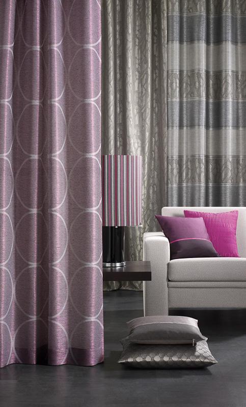 dekostoffe der home decor serie von joop auf. Black Bedroom Furniture Sets. Home Design Ideas