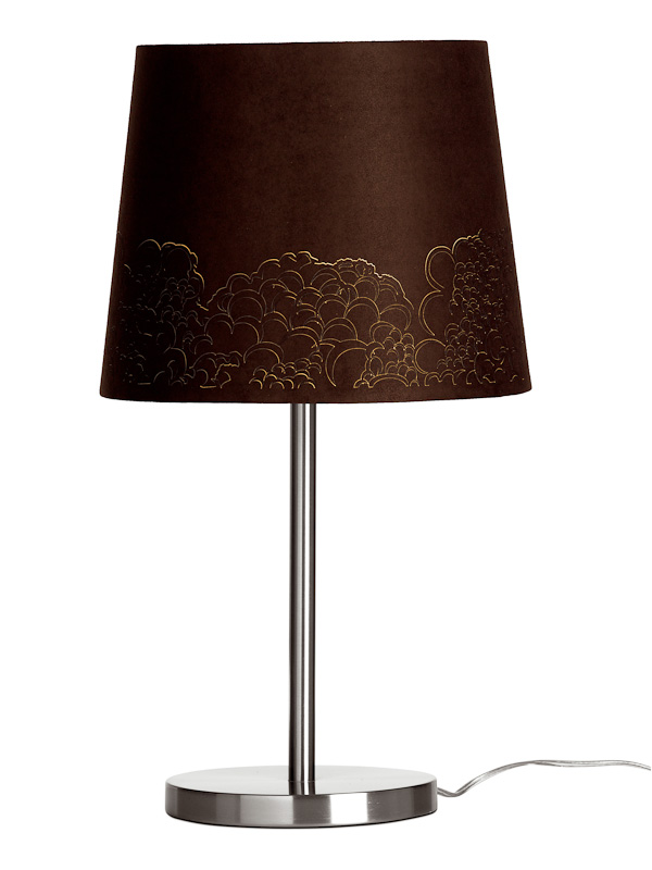 nachttischlampe von boconcept auf. Black Bedroom Furniture Sets. Home Design Ideas