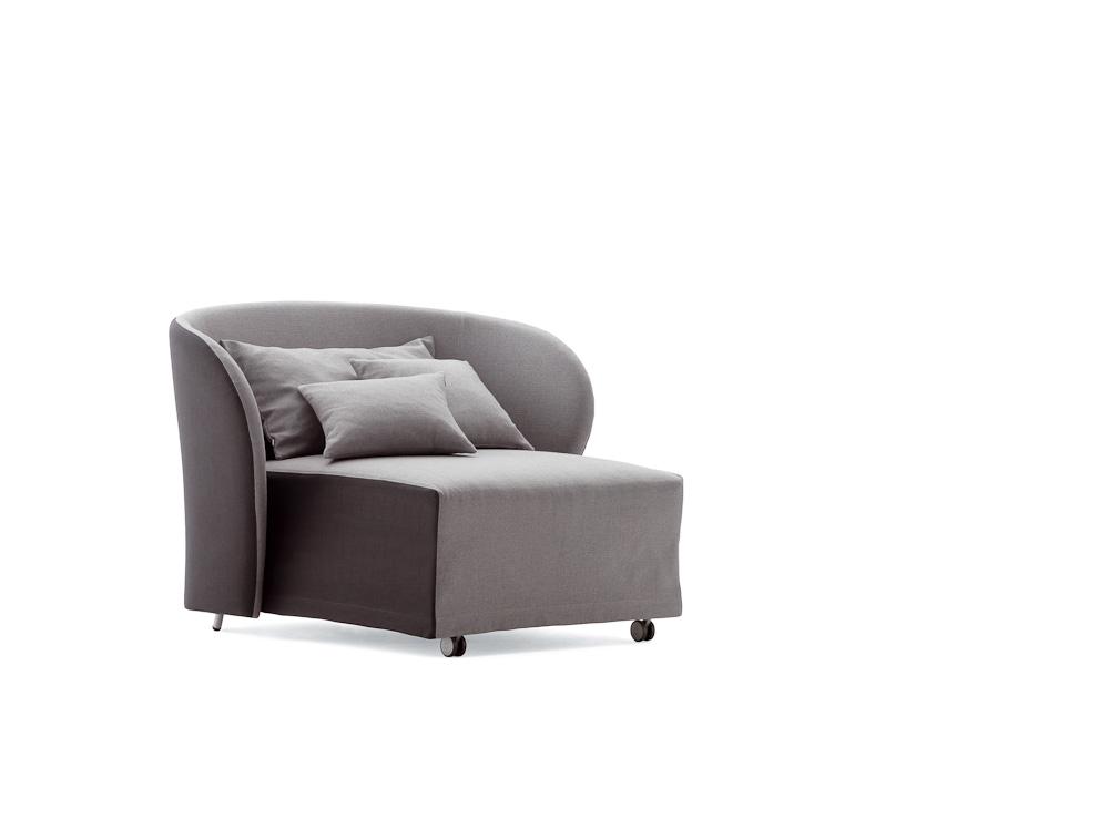 Sessel celine von flou auf for Wohndesign tiengen