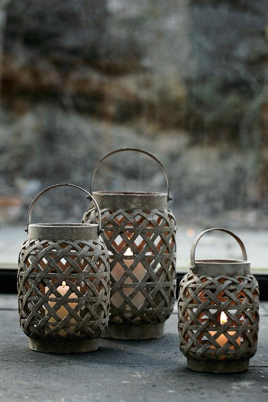 windlichter von broste copenhagen auf. Black Bedroom Furniture Sets. Home Design Ideas