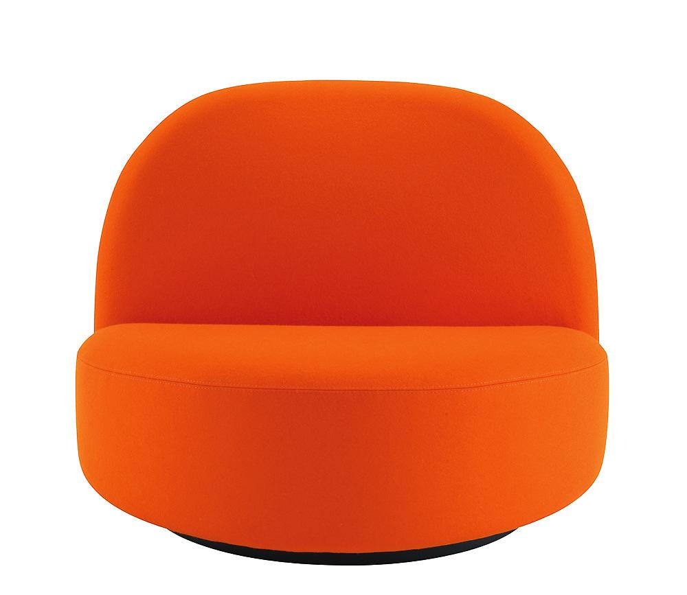 Sessel aus der serie lys e von ligne roset auf for Wohndesign tiengen
