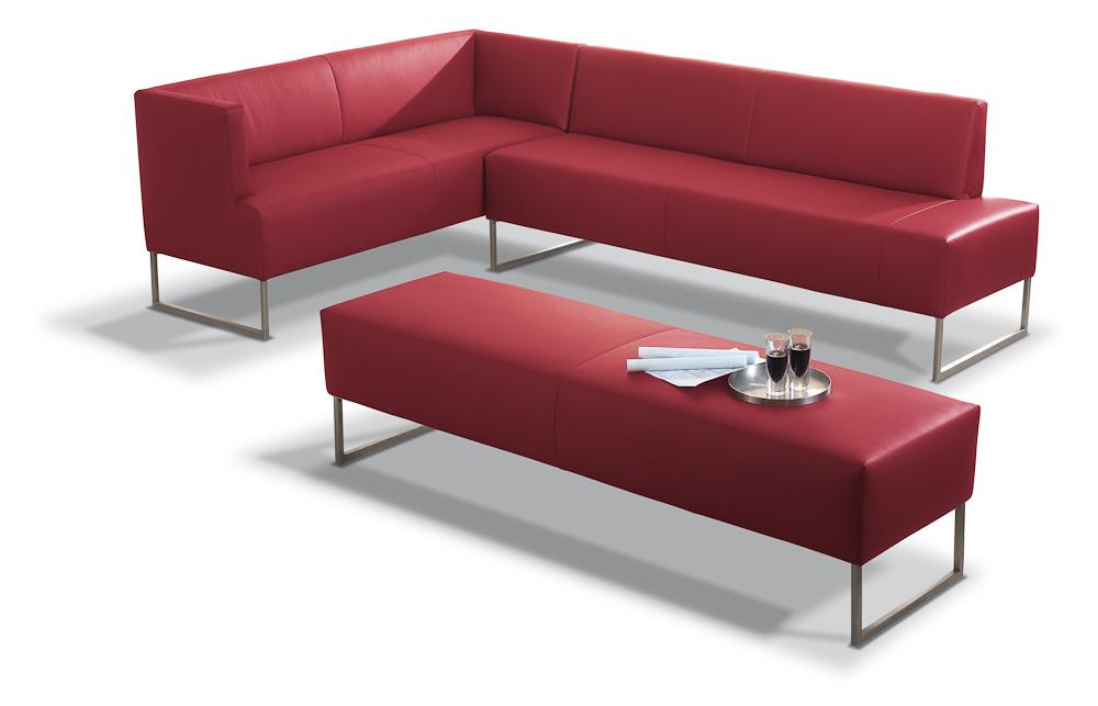 dinnersofa von koinor auf. Black Bedroom Furniture Sets. Home Design Ideas