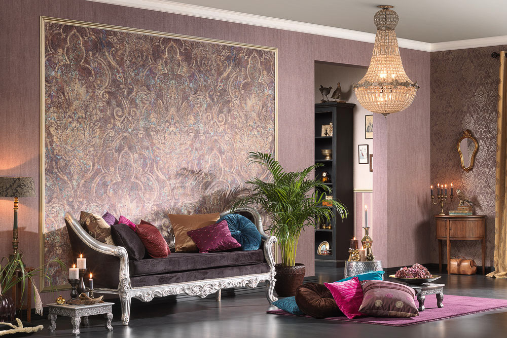 elegante tapete von a.s. création auf deco.de, Hause deko