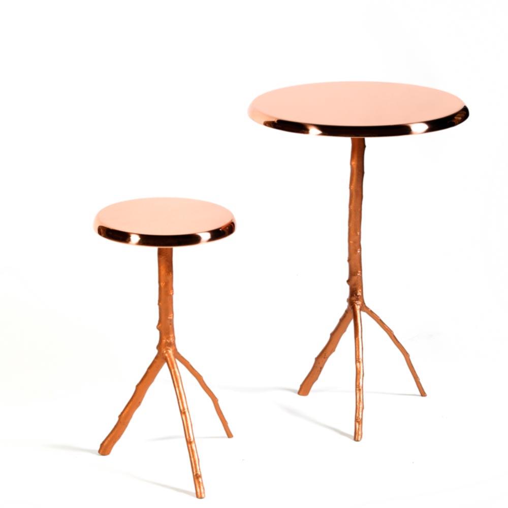 beistelltisch embrace von ginger jagger auf. Black Bedroom Furniture Sets. Home Design Ideas