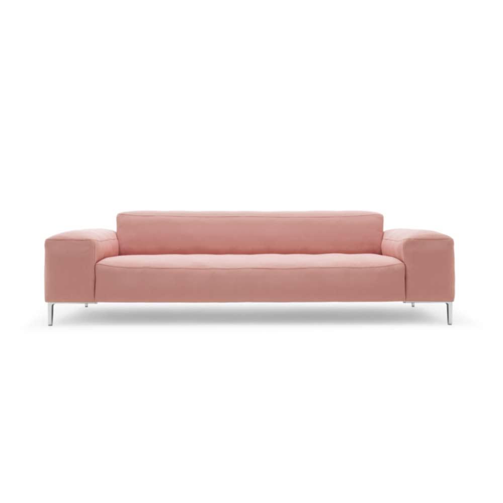 Sofa areo von rolf benz auf for Sofa rolf benz