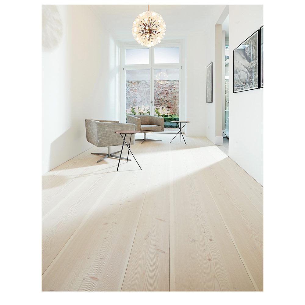 Weißer Parkettboden parkett white sand parkett dietrich auf deco de