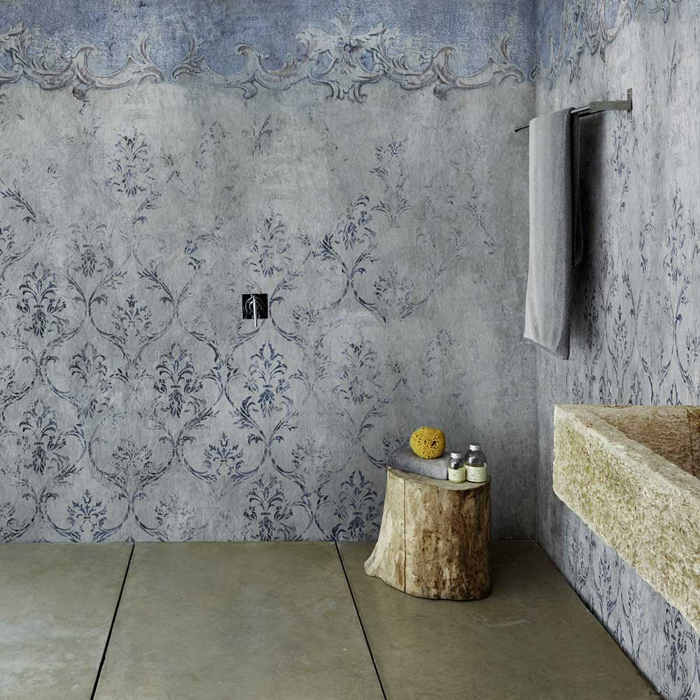 wasserdichte tapete evanescence von wall d co auf. Black Bedroom Furniture Sets. Home Design Ideas