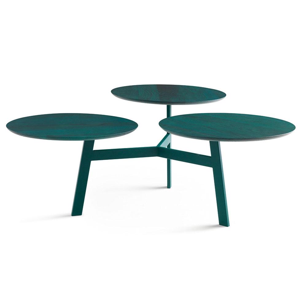 beistelltisch ninfea von leolux auf. Black Bedroom Furniture Sets. Home Design Ideas