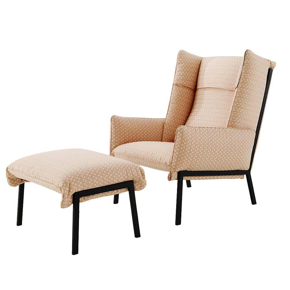 Sessel und hocker toa von ligne roset auf for Ligne deco