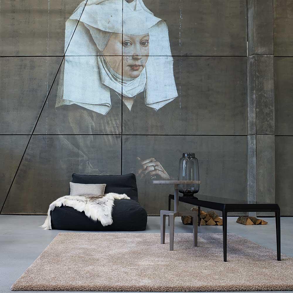 teppich in der qualit t smoozy von object carpet auf. Black Bedroom Furniture Sets. Home Design Ideas