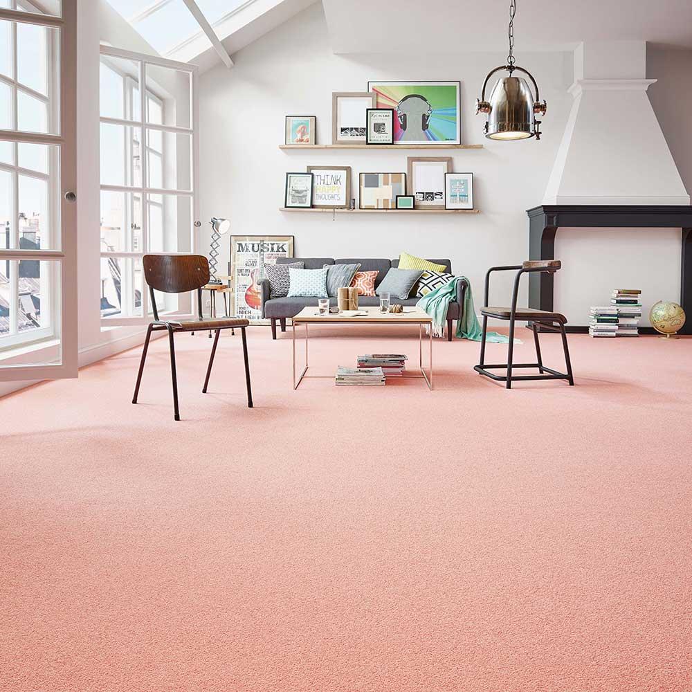 Teppichboden der kollektion fascination von vorwerk auf for Raumgestaltung von hoegen