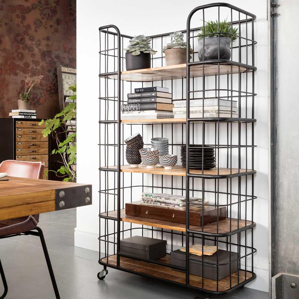 regal aus der kollektion offroad von kare auf. Black Bedroom Furniture Sets. Home Design Ideas