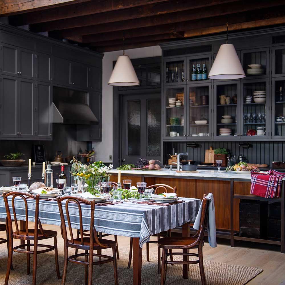 tischw sche von lexington auf. Black Bedroom Furniture Sets. Home Design Ideas