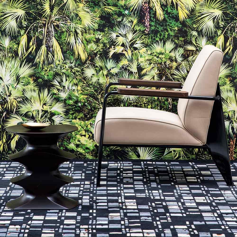 dschungel tapete vue d 39 en haut von pierre frey auf. Black Bedroom Furniture Sets. Home Design Ideas