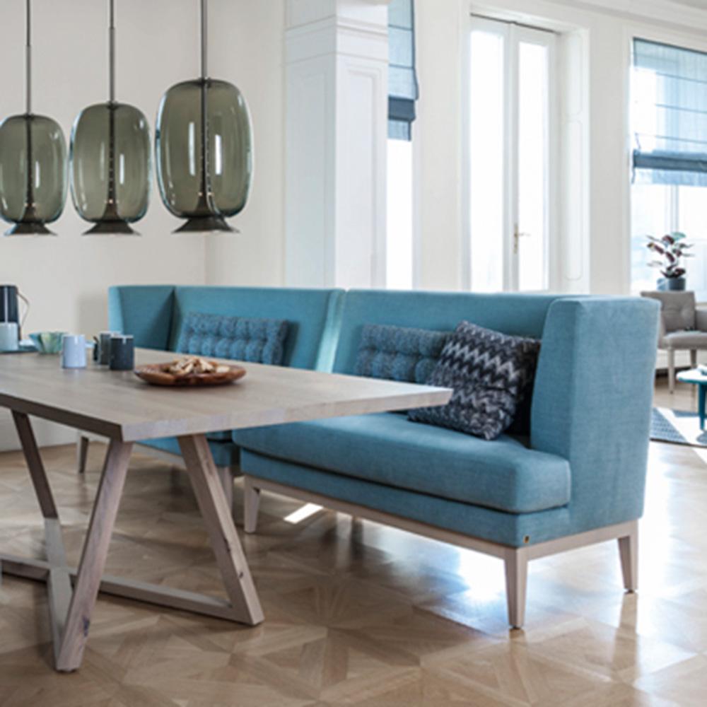 kollektion polo dining von den bielefelder werkst tten auf. Black Bedroom Furniture Sets. Home Design Ideas
