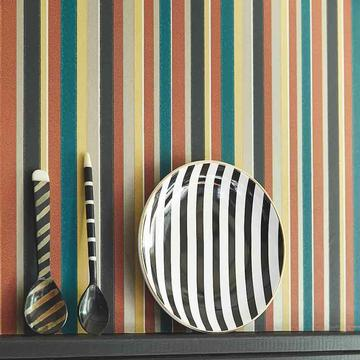 Tapete TAILOR STRIPE von Little Greene
