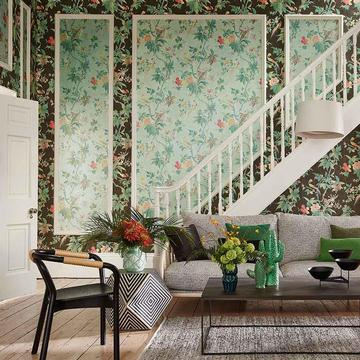 Bild von Tapete PARADISE von Little Greene