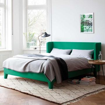 Bild von Bett BAY von Grand Luxe by Superba