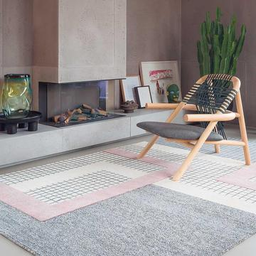 Teppich MAINLAND LIGHT von The Rug Company