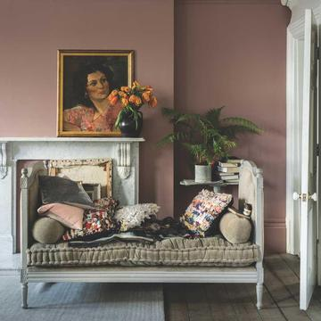 Wandfarbe SULKING ROOM PINK von Farrow & Ball