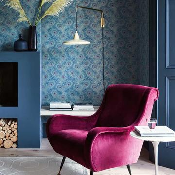 Bild von Tapete CARLTON HOUSE TERRACE von Little Greene