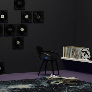 Wandfarbe TRIBUTE TO VINYL von Caparol Icons