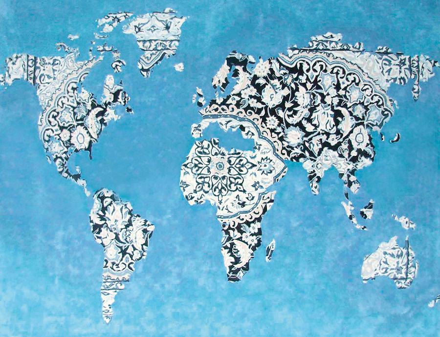 Teppich für die Welt auf DECOde
