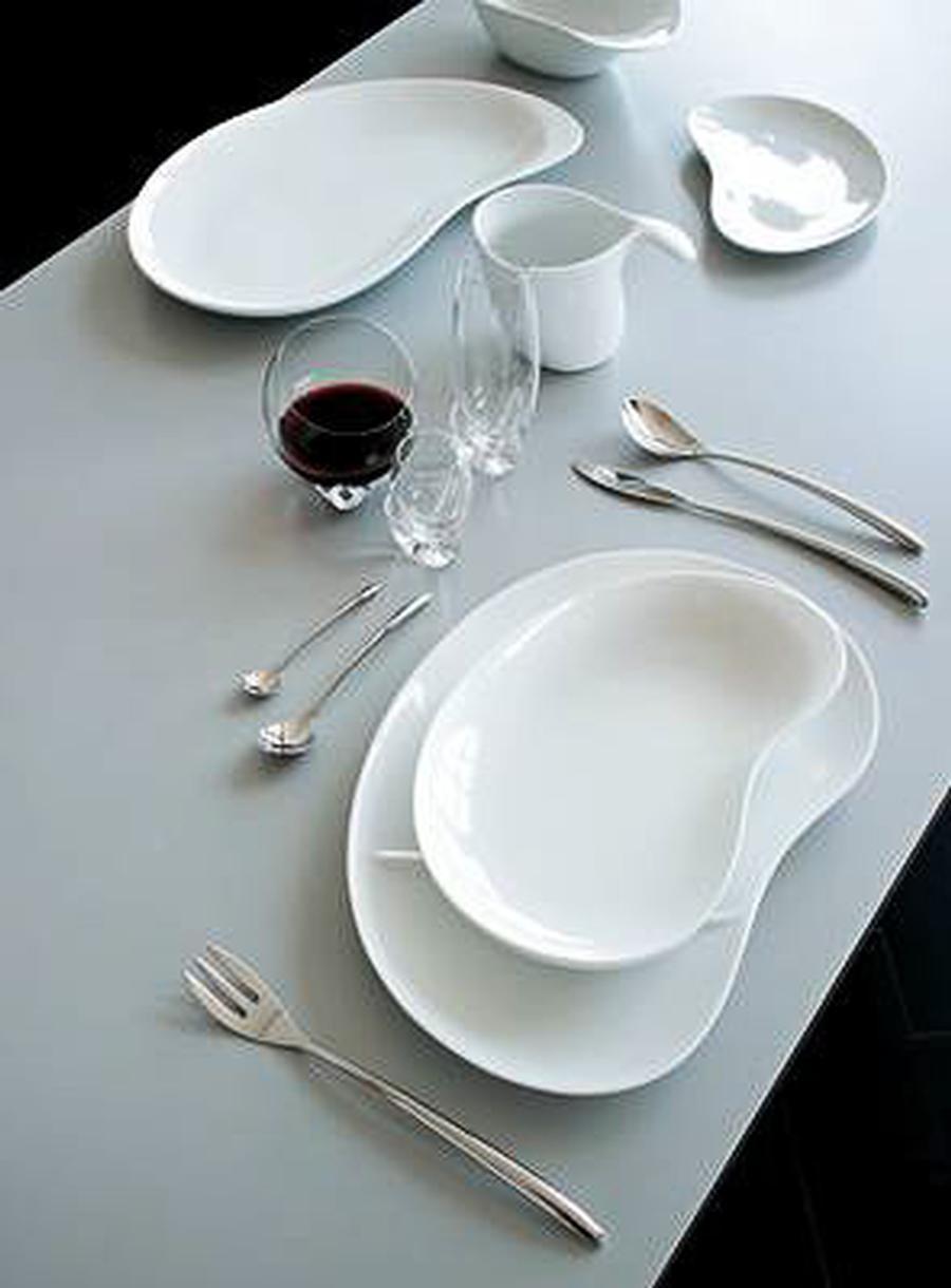 auffallenden modernes tafelservice auf. Black Bedroom Furniture Sets. Home Design Ideas