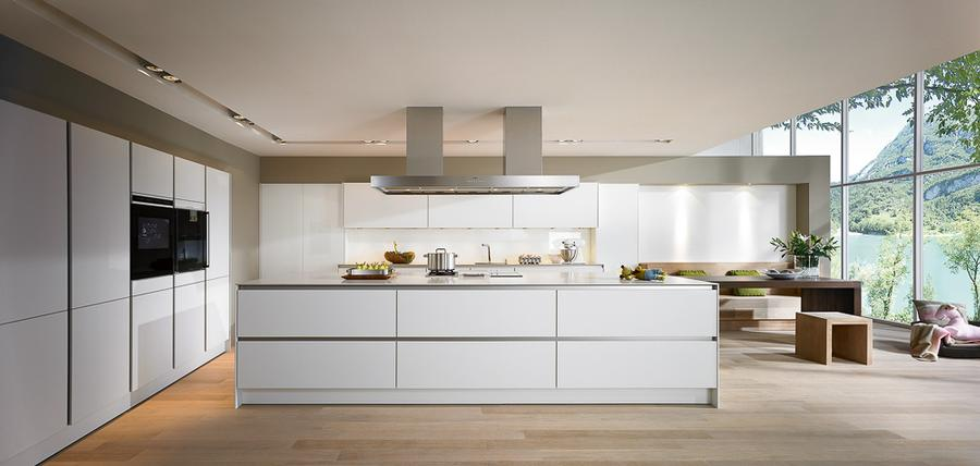 Grifflose Küche S2 LM von SieMatic auf DECO.de