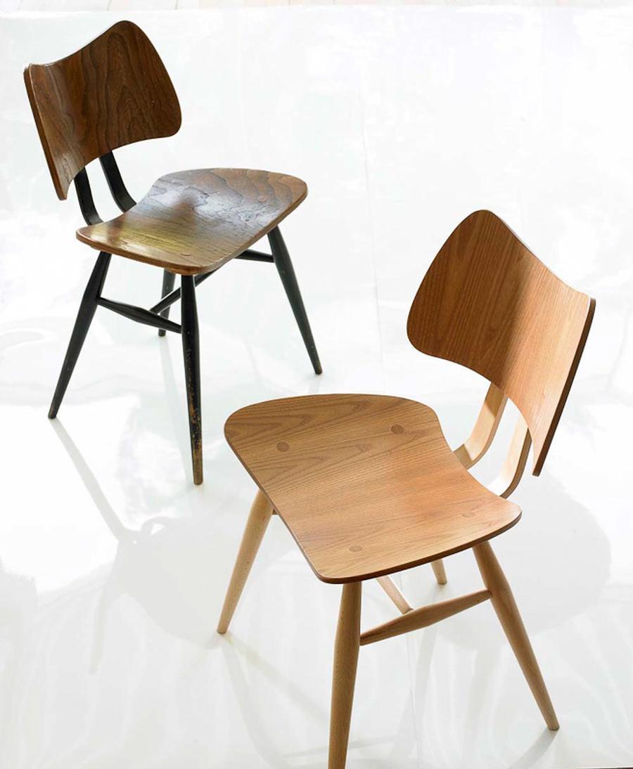 Stuhl Butterfy Chair von Ercol auf DECO.de