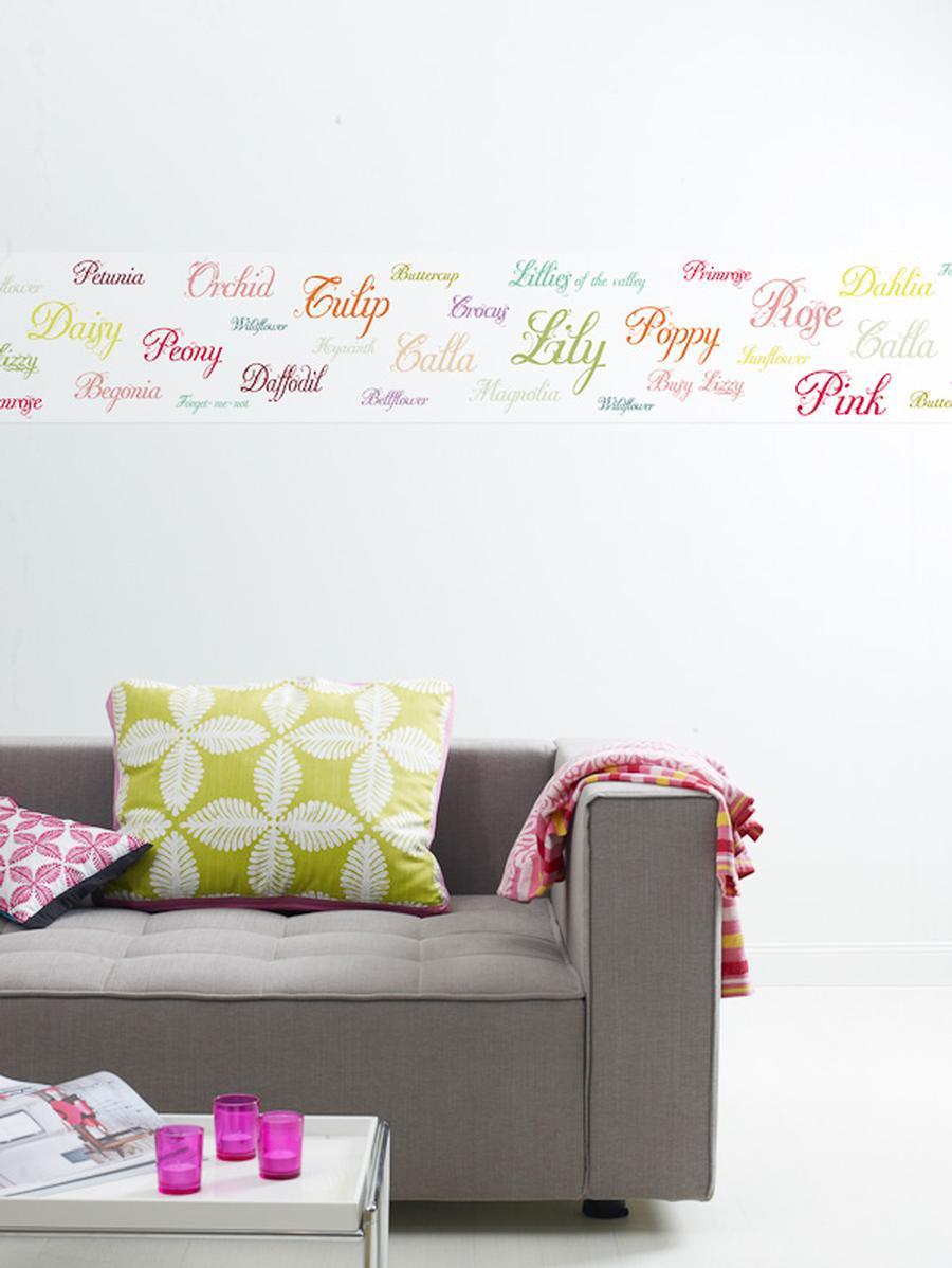 bord re sags mit blumen von anna wand auf. Black Bedroom Furniture Sets. Home Design Ideas