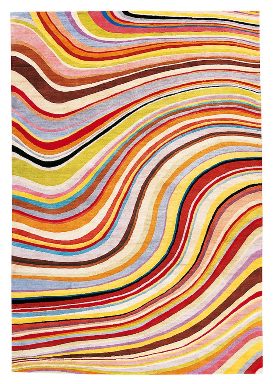 Teppich Swirl von The Rug Company auf DECOde