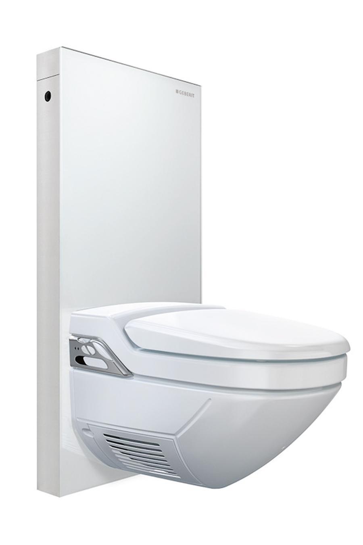 Moderne Toilette von Geberit auf DECO.de