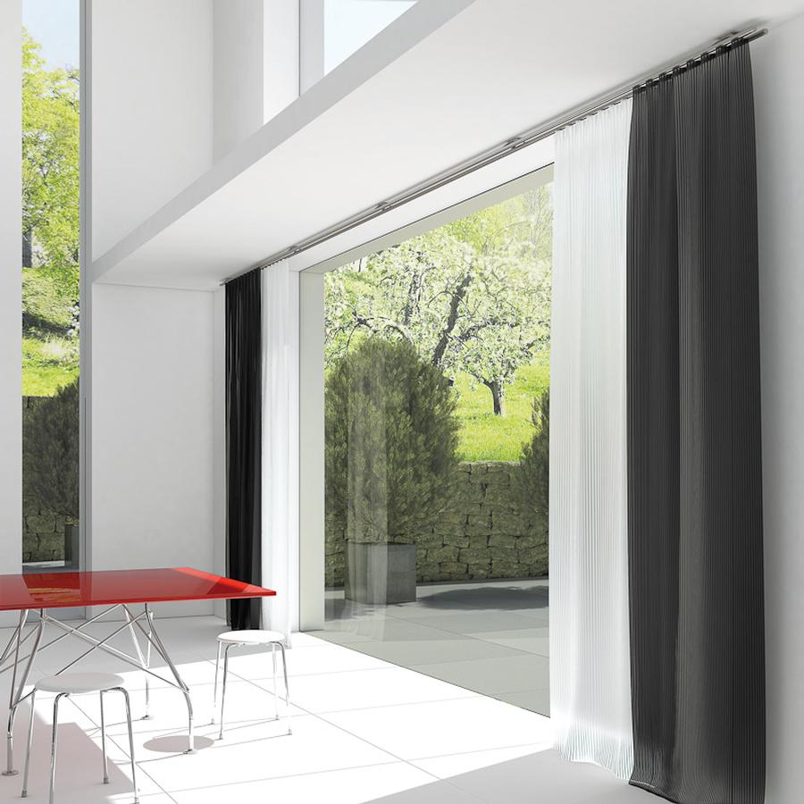 vorhang stange fabulous bisal with vorhang stange latest die an der wandseite liegende schliet. Black Bedroom Furniture Sets. Home Design Ideas