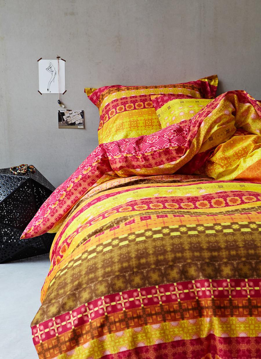 orientalische bettw sche von essenza f r 1001 nacht auf. Black Bedroom Furniture Sets. Home Design Ideas