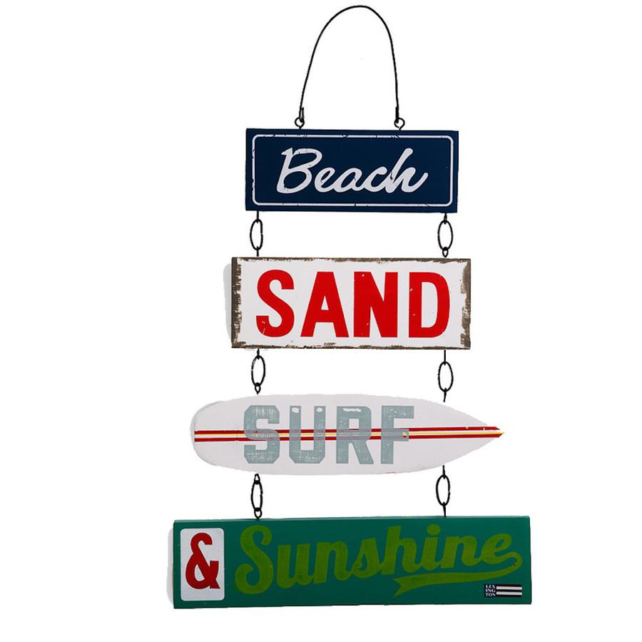 Witziges Strand Schild von Lexington auf DECO.de