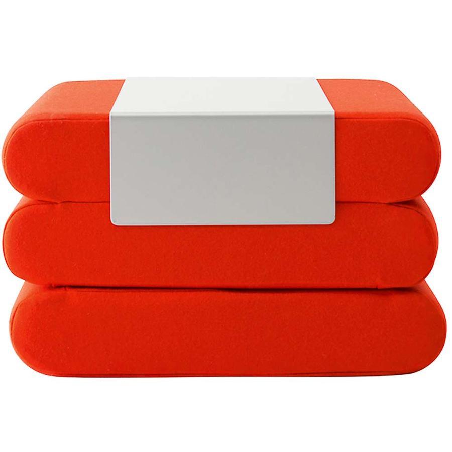beistelltisch und g stematratze bingo von softline auf. Black Bedroom Furniture Sets. Home Design Ideas