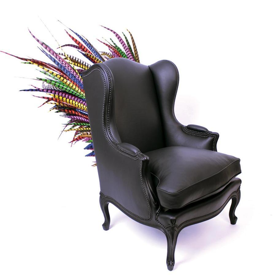 ausgefallener sessel berg re maintenon von gilles. Black Bedroom Furniture Sets. Home Design Ideas