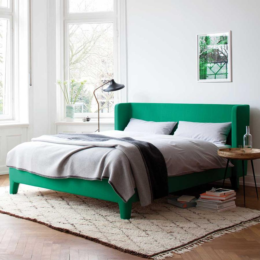 Bild: Bett BAY von Grand Luxe by Superba