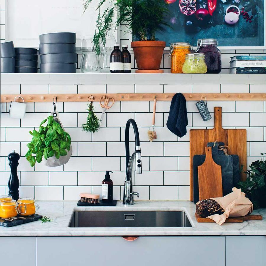 Moderne Küchenutensilien: Küchenutensilien Von Granit Auf DECO.de