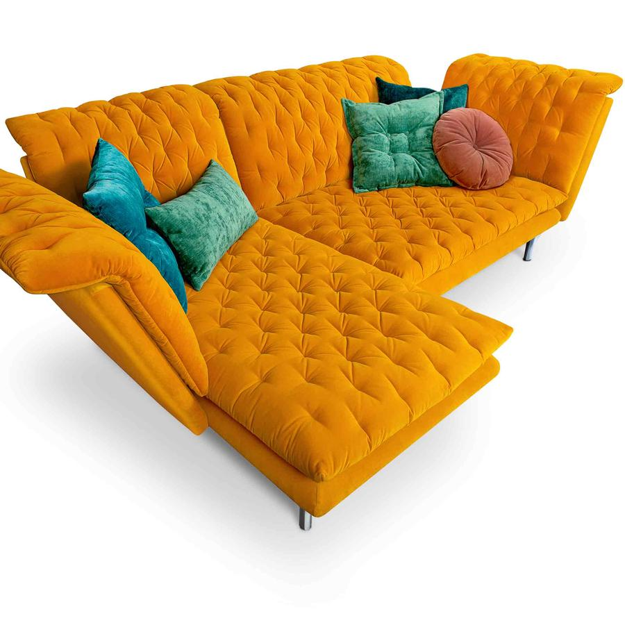 sofa pli e von bretz designed von pauline junglas auf. Black Bedroom Furniture Sets. Home Design Ideas